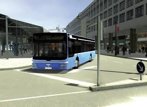 Citybus Simulator München thumb